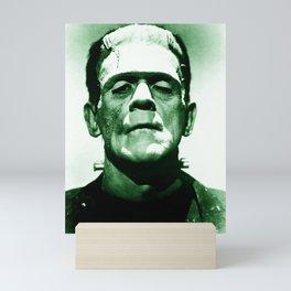 Frankenstein's Monster Mini Art Print