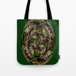 Swirlin' Grape Ape..... Tote Bag