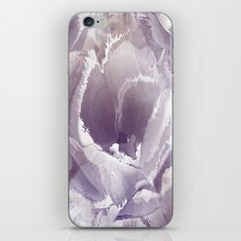 Tulip splashes iPhone Skin