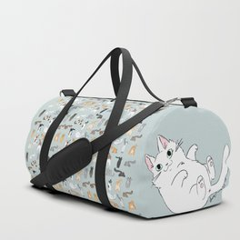 Cat Butts Duffle Bag