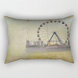 Seaside Heights New Jersey Rectangular Pillow