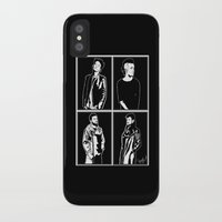 1975 iPhone & iPod Cases featuring 1975. by Spazy Art
