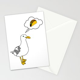 """Flock of Gerrys """"Gerry's Dream"""" Stationery Cards"""