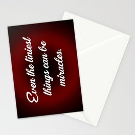 Tiniest Things Stationery Cards