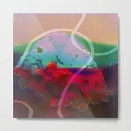 abstract 006. Metal Print