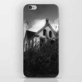 House but Not a Home iPhone Skin