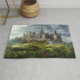 The Family Castle Rug
