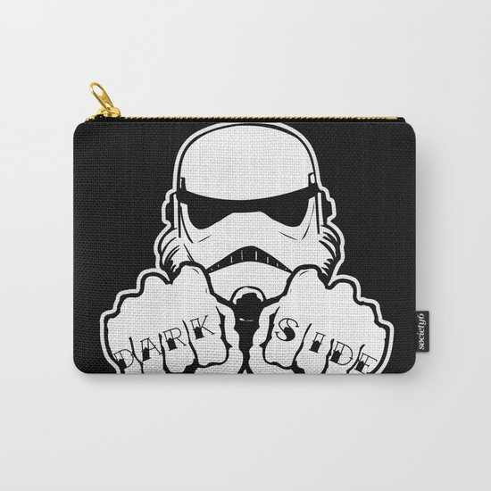 Dark Side Knuckle Carry-All Pouch