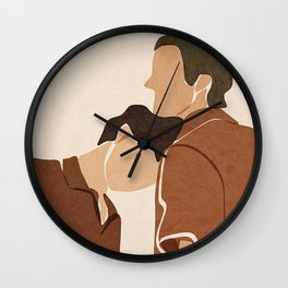 Call me by your name Movie Fanart Wall Clock