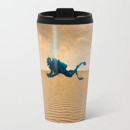 Desert divers Travel Mug
