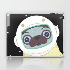 Pug in Space Laptop & iPad Skin
