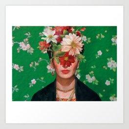 Frida Flow Kunstdrucke