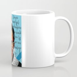 Ruth Ginsburg Coffee Mug