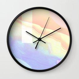 Shore Synth #1 Wall Clock