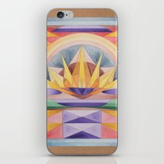 Summer Rising iPhone Skin