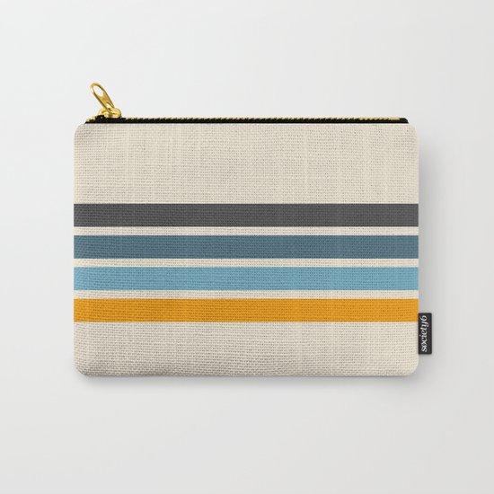 Vintage Retro Stripes by alphaomega
