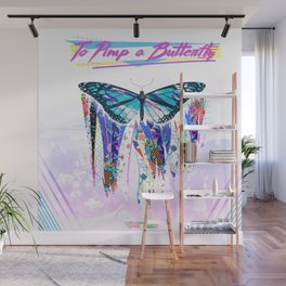To Pimp a Butterfly 1990s Style Wall Mural