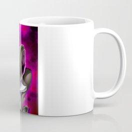Street Clown Lost in Space Coffee Mug