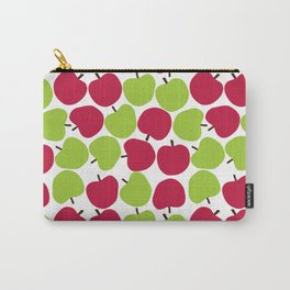 Apple pattern. Carry-All Pouch