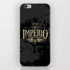 Harry Potter Curses: Imperio iPhone & iPod Skin
