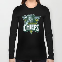 Forest Moon Chiefs - Green Long Sleeve T-shirt