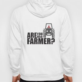 Withnail And I - Are You The Farmer T-Shirts Hoody