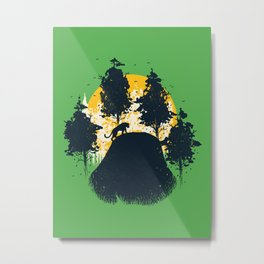 Wildlife Habitat Metal Print