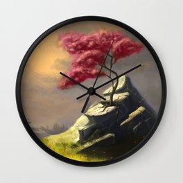 The tree, life Wall Clock