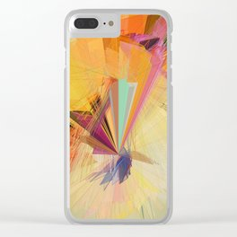 Inspired Clear iPhone Case