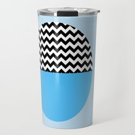 Moiety Blue Travel Mug
