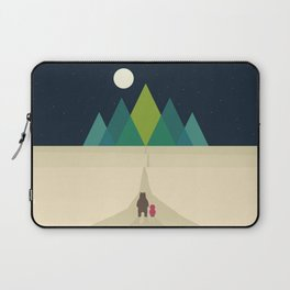 Long Journey Laptop Sleeve