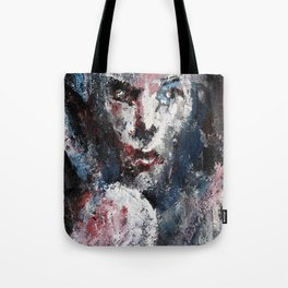 DISSOCIATIVE IDENTITY DISORDER Tote Bag