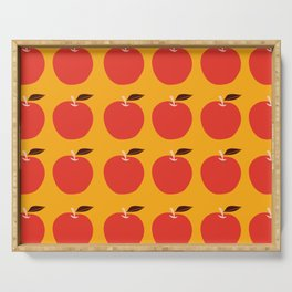 apple Serving Tray