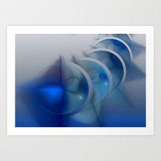 Dynamic Art Print