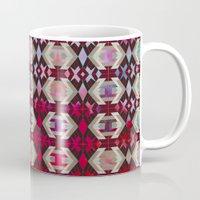 native Mugs featuring Native by Mauramon