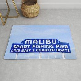 Malibu Pier Rug