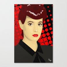 Sean Young Canvas Print