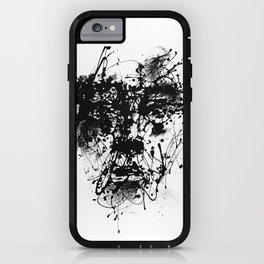faceII iPhone Case