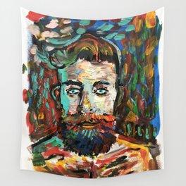 Sam con La Barba Wall Tapestry