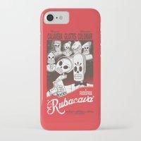 casablanca iPhone & iPod Cases featuring Rubacava by Hoborobo