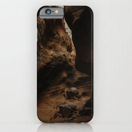 Steep canyon iPhone Case