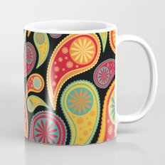 Bohemian Paisley  Mug