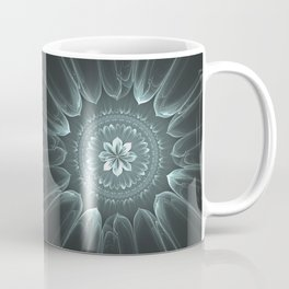 Blossom Within in Platinum Coffee Mug