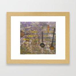 Soupçon the Coast Framed Art Print