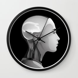 Meet Ava Wall Clock