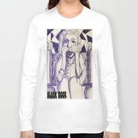 prince Long Sleeve T-shirts featuring Prince by black door