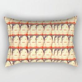 MJ x infinity Rectangular Pillow