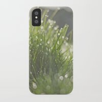 grass iPhone & iPod Cases featuring Grass by Pure Nature Photos