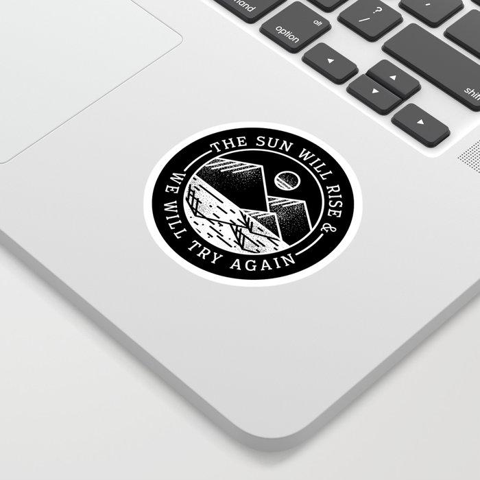 truce II Sticker