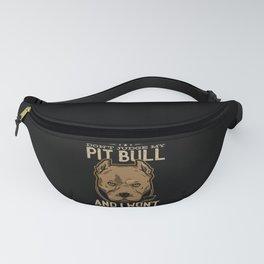 Pitbull Pitbull Dogs Pitbull Clothing Pitbulls Fanny Pack